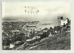TRIESTE - PANORAMA  - VIAGGIATA  FG - Trieste