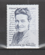 FRANCE / 2021 / Y&T N° 5473 ? ** : Simone De Beauvoir X 1 - Nuevos