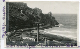 - BUGGRRU - ( Sardegna ), ( Cargliari ), Panorama, Usine ?, Plage, écrite, 1934,  TTBE, Scans. - Cagliari