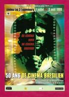 """CPM.    Cart'Com.    Rétrospective : """"50 Ans De Cinéma Brésilien"""".     Postcard. - Other"""