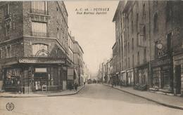 CPA - Puteaux - Rue  Marius Jacotot - Puteaux