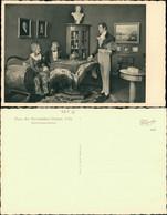 Ansichtskarte Köln Haus Der Rheinischen Heimat - Biedermeier-Zimmer 1932 - Koeln