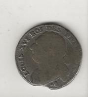 FRANCE / Pièce  12 Deniers Louis XVI 1791 A - 1789 – 1795 Monete Costituzionali