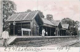 Singapore - Bukit Timah Railway Station - Singapore