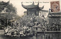 China - Hankou - Hangchow - Sung Villa - West Lake - N° 48 - China