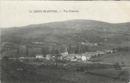 """CPA FRANCE 71 """" La Croix Blanche, Vue Générale"""". - Other Municipalities"""