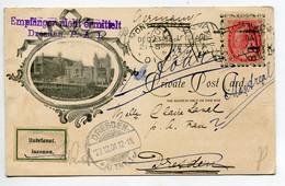 CANADA MONTREAL   Royal Victoria Hospital écrite En 1902   Timbrée Avec Surcharges Postales Cachets    D11 2021 - Other