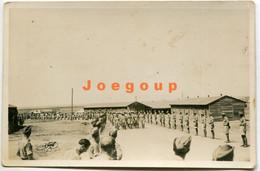 Photo Military Polish Army Soldiers Parading Qastina Palestine 1942 - War, Military