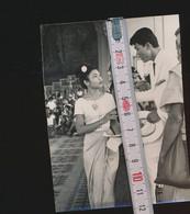 1966-Photographie^photo Foto Cambodge - La Princesse Norodom Buppha Devi Danseuse étoile Du Corps De Ballet Royal - Famous People