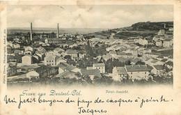 AUDUN LE TICHE CARTE ALLEMANDE GRUSS AUS DEUTSCH OTH   TOTAL ANSICHT 1903 - Other Municipalities