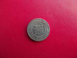200 Réis - Liberté Brésil 1932 - Brasil