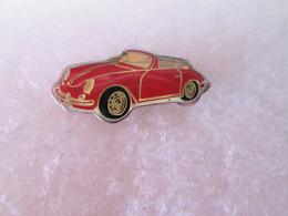 PIN'S    PORSCHE   356 SC  1963 - Porsche