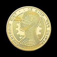 1 Pièce Plaquée OR ( GOLD Plated Coin ) - Bitcoin Anonymous BTC ( Ref 3 ) - Altre Monete
