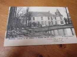 Aalbeke, Chateau De M Allard, Edit H Decock - Kortrijk