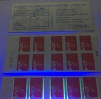 Carnet 3419-C 10b  Luquet Sans Phosphore - Freimarke
