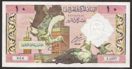 ALGERIA /ALGERIE). 10 Dinars 1.1.1964. Pick 123. - Algeria
