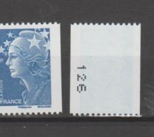 FRANCE / 2008 / Y&T N° 4241 ** : Beaujard Sans Grammage Roulette TVP Europe (avec N° Noir) X 1 - Ongebruikt