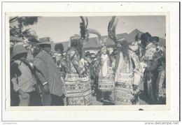 PEROU  DANSES DANS LES RUE PHOTO1922  14CM X 8CM BON ETAT - Peru
