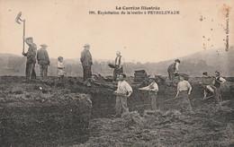 La Corrèze Illustrée - Exploitation De La Tourbe à PEYRELEVADE - Other Municipalities