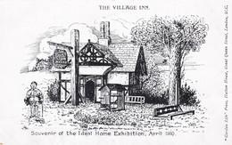 AT23 Souvenir Of The Ideal Home Exhibition, April 1910 - Esposizioni