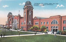 AT23 Canadian National Exhibition, Toronto, Coliseum - Esposizioni