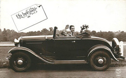AUTOMOBILE , Carte Fantaisie Cabriolet , * 448 21 - Other