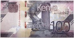 Kenya - 100 Shillings - 2019 - PICK 53a - NEUF - Kenia