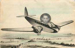 Avion , Photo-montage , * 448 27 - Other