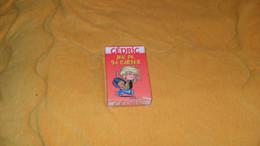 JEU DE 54 CARTES A JOUER CEDRIC...CARTA MUNDI..CAUVIN LAUDEC DUPUIS 2003... - 54 Cards