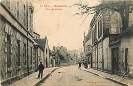 03 , MOULINS , Rue De Paris , Edition Paquet , * 450 60 - Moulins
