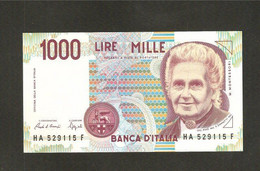 Italie, 1,000 Lire, 1946~2001 Italian Republic - Otros