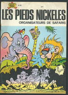 N0   68 . Les Pieds Nickelés Organisateurs De Safari  Car 20318 - Pieds Nickelés, Les