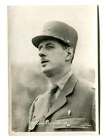 Thème Général De Gaulle - Carte Postale Photo Portrait  - R 6229 - Personajes Históricos