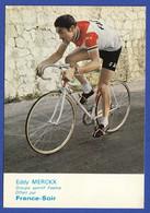CPSM CYCLISME - EDDY MERCKX - Groupe Sportif Faema - France-Soir - Ciclismo