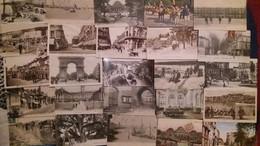 Lot De 100 Cpa Nombreuses Animations - Villes-villages-vues (7) - 100 - 499 Postales