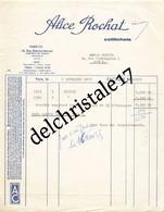 75 0774 PARIS SEINE 1955 Colifichets Alice ROCHAT Blouse Rue Étienne MARCEL Angle Place Des Victoires à Maison COSYUS - 1950 - ...