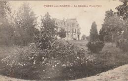 Tours Sur Marne : Le Château Vu Du Parc - 1919 - Otros Municipios