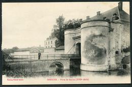 BERGUES - PORTE DE BIERNE - Bergues
