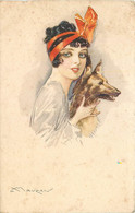 Illustration De MAUZAN , *  459 53 - Mauzan, L.A.