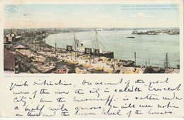 Panorama Of New Orleans - 1909 - Otros