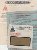 Sarrebourg L'assèchement 1938 - Non Classificati