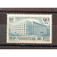 FRANCE N°424 N** Cote 50€ - Unused Stamps