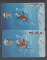 TELECARTES F222C / 222Ca SKI ACROBATIQUE - 1991
