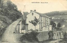 43 , SAINT-BERAIN , Maison D'école , *  461 05 - Other Municipalities