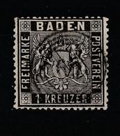 Baden - 1860 - Mi. 9 Gestempelt (2499) - Baden