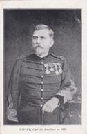 Joffre Chef De Bataillon En 1889 - Characters