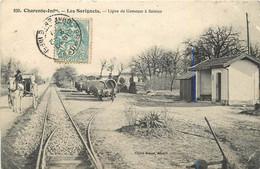 17 , Les Sorignets , Ligne De Gemozac A Saintes ( Gare ) , *  461 76 - Altri Comuni
