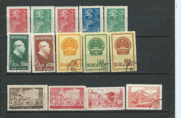 Lot De Timbres  Neufs Et  Oblitérés Différents  . - Collections, Lots & Series