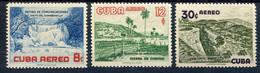 Cuba                  PA  153/155 ** - Airmail