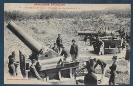 Artillerie De Cote - Batterie Des Mortiers De 270 - Matériel